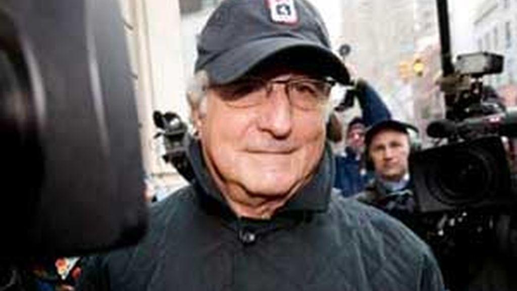 El escándalo se desató el pasado mes de diciembre cuando salió a la luz la estafa en Wall Street. Foto: EFE