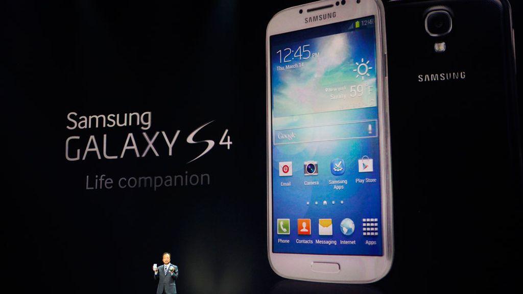 Presentación del Samsung S4