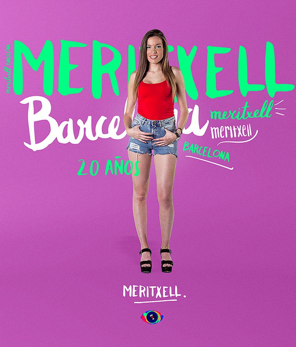 Meritxell, 20 años (Barcelona)