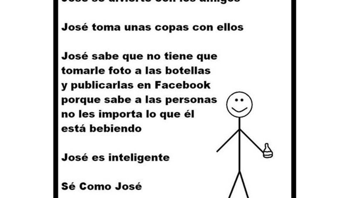 jose meme, se como Jose
