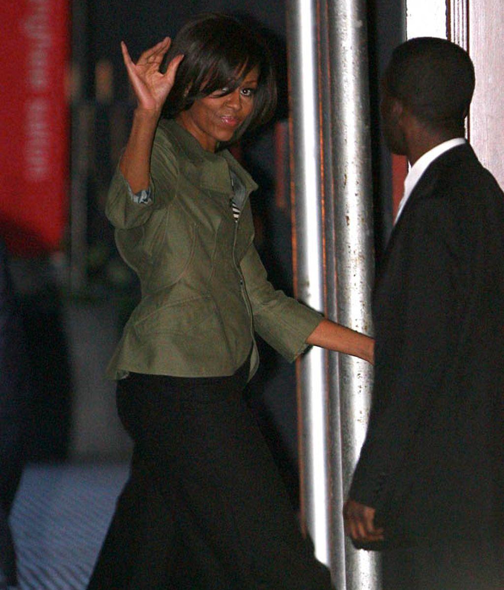 Beyoncé, con un Victoria Beckham; su hermana, afro y la Obama, igual