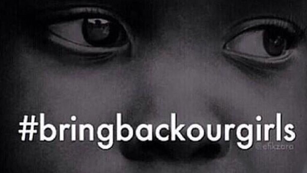 Campaña de apoyo 'Bring Back Our Girls'