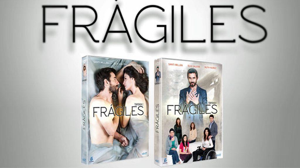 Frágiles en DVD