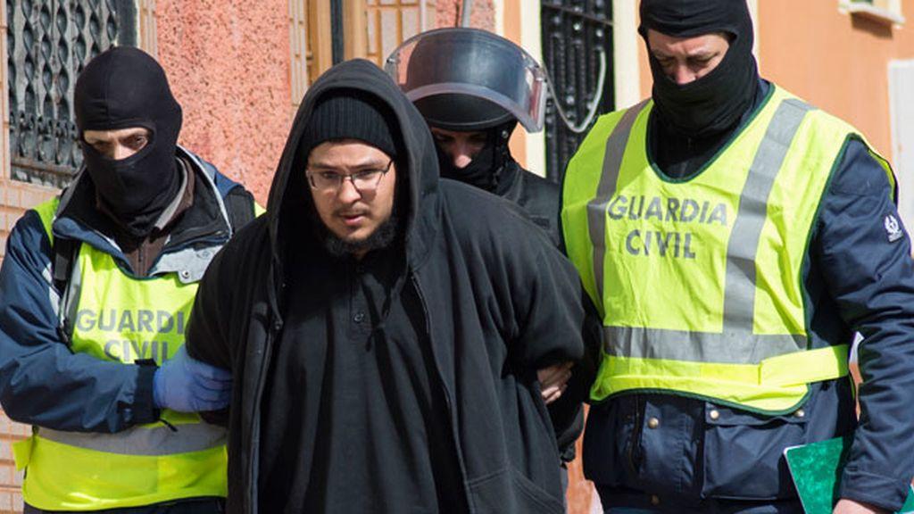 Detención sospechoso Daesh, en Melilla