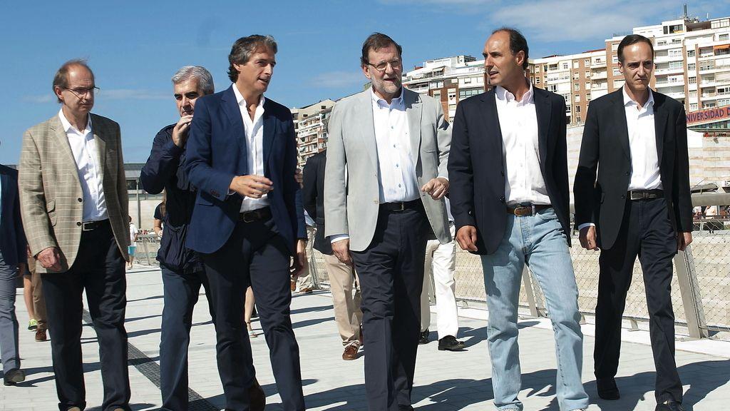 Rajoy en Santander