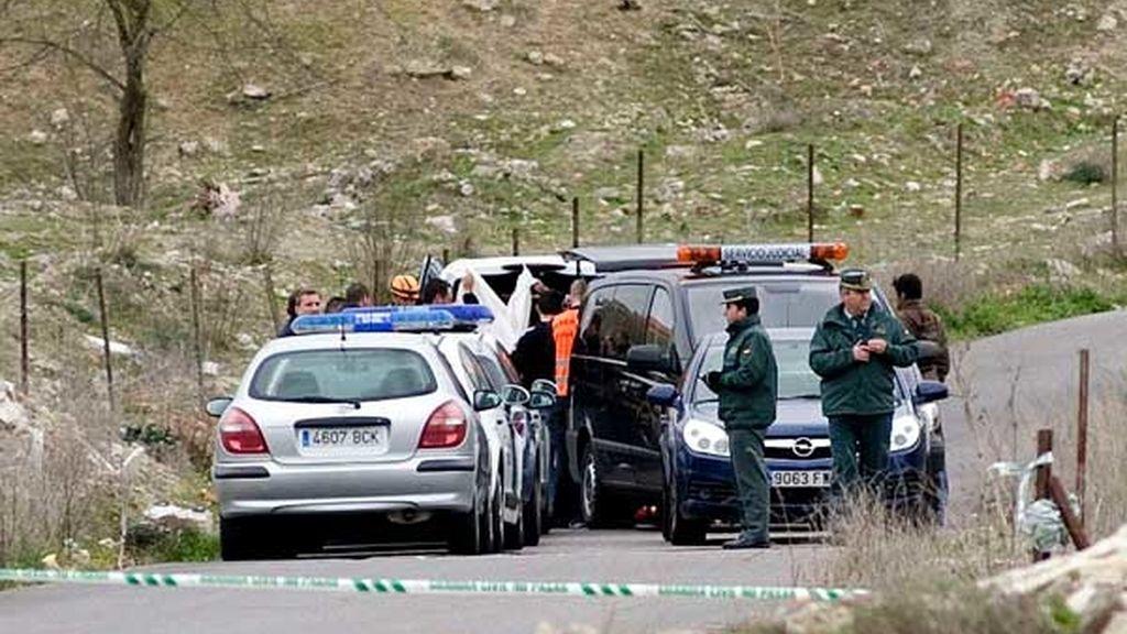 El grupo de rescate encuentra el cuerpo