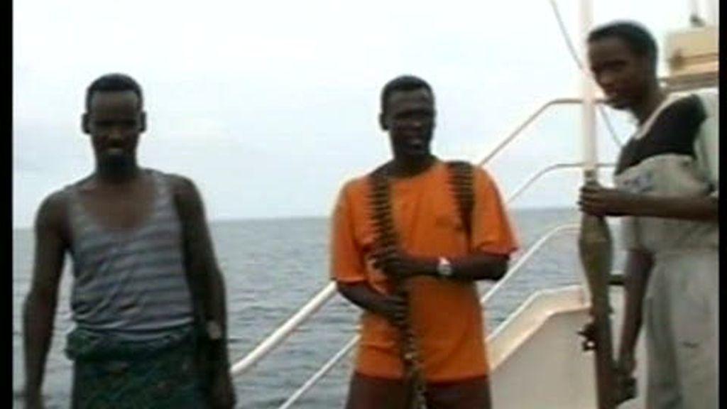 El Gobierno quiere entregar a Kenia a los piratas somalíes detenidos por españoles