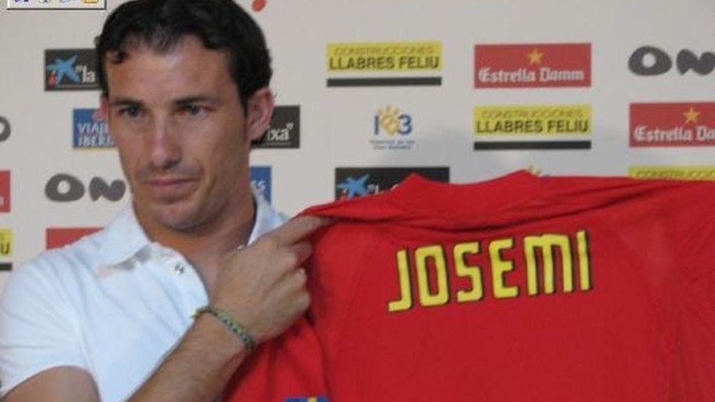 Josemi se traslada a Mallorca