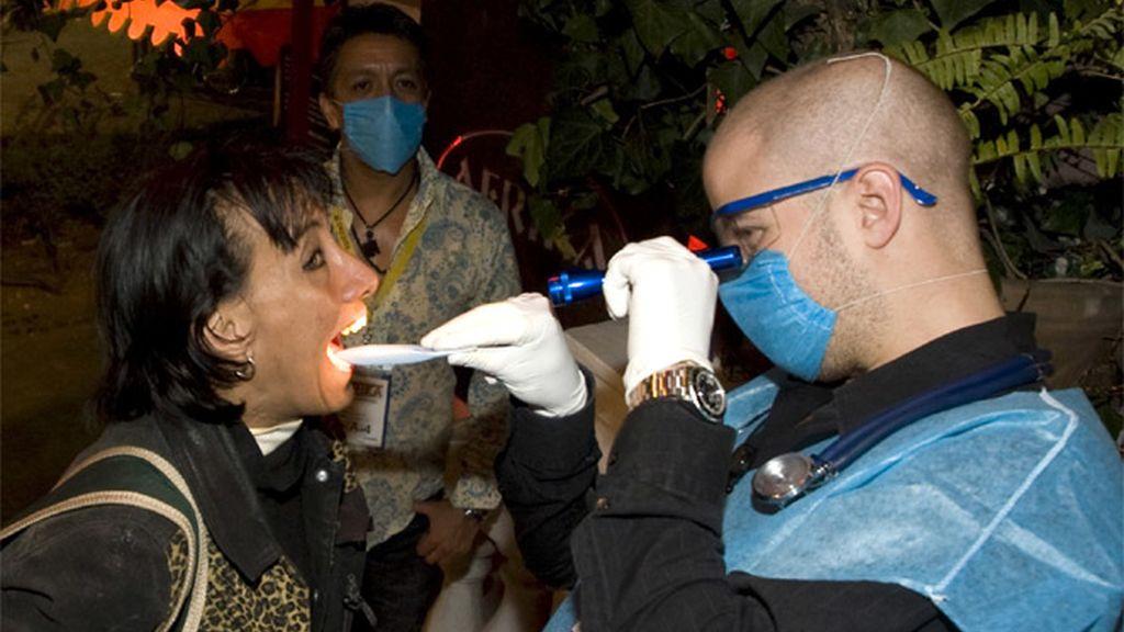 Gripe porcina en México
