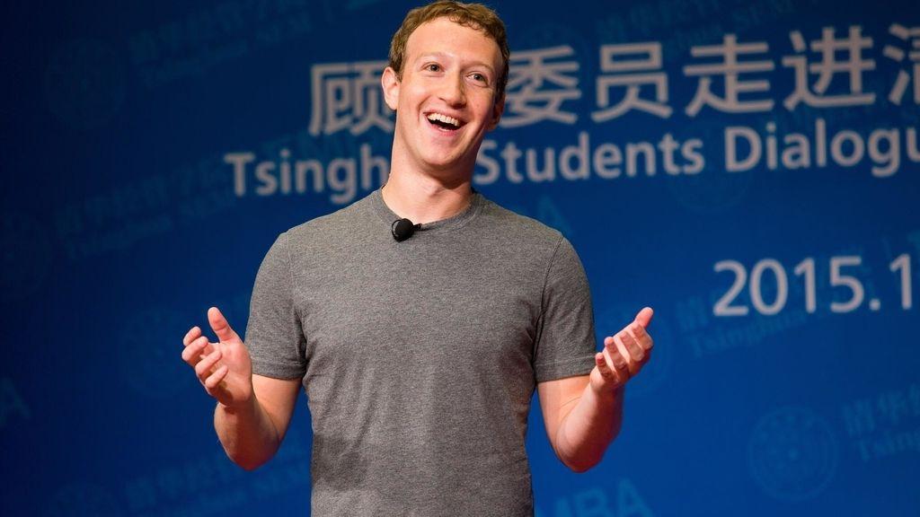 Marck Zuckerberg,Facebook,Neymar