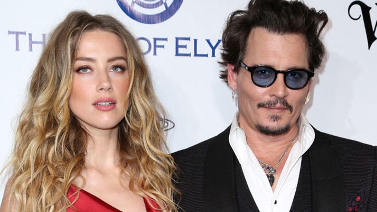 A la luz las imágenes de una violenta discusión entre Johnny Depp y Amber Heard
