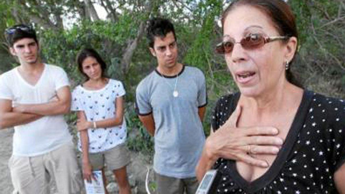 La familia de Oswaldo Payá pide asilo político en Estado Unidos