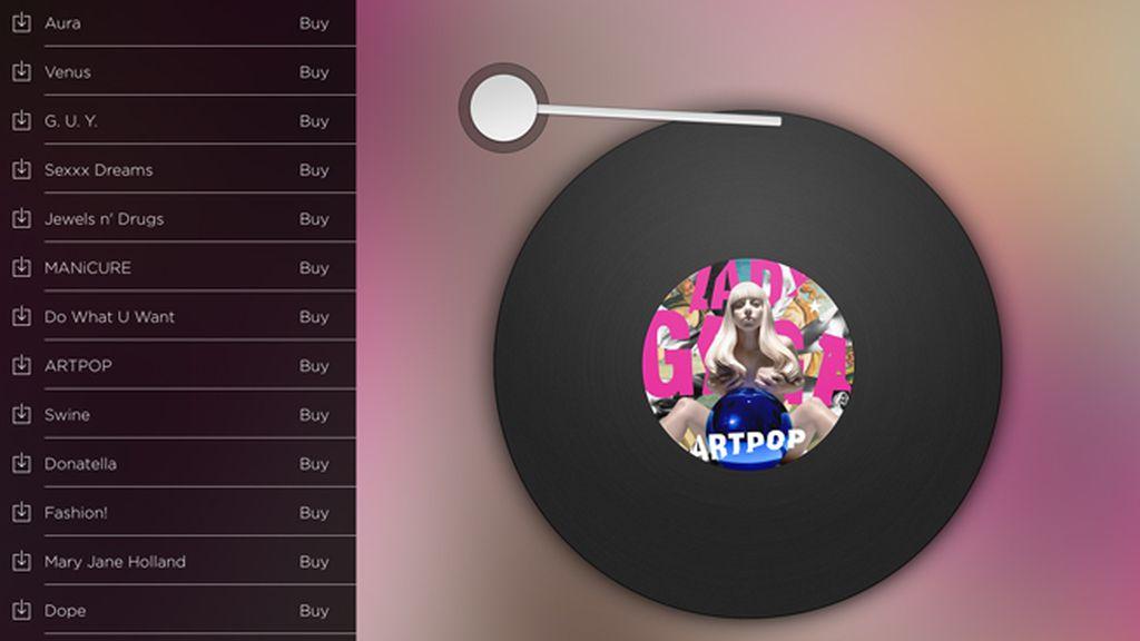 La nueva app de Lady Gaga