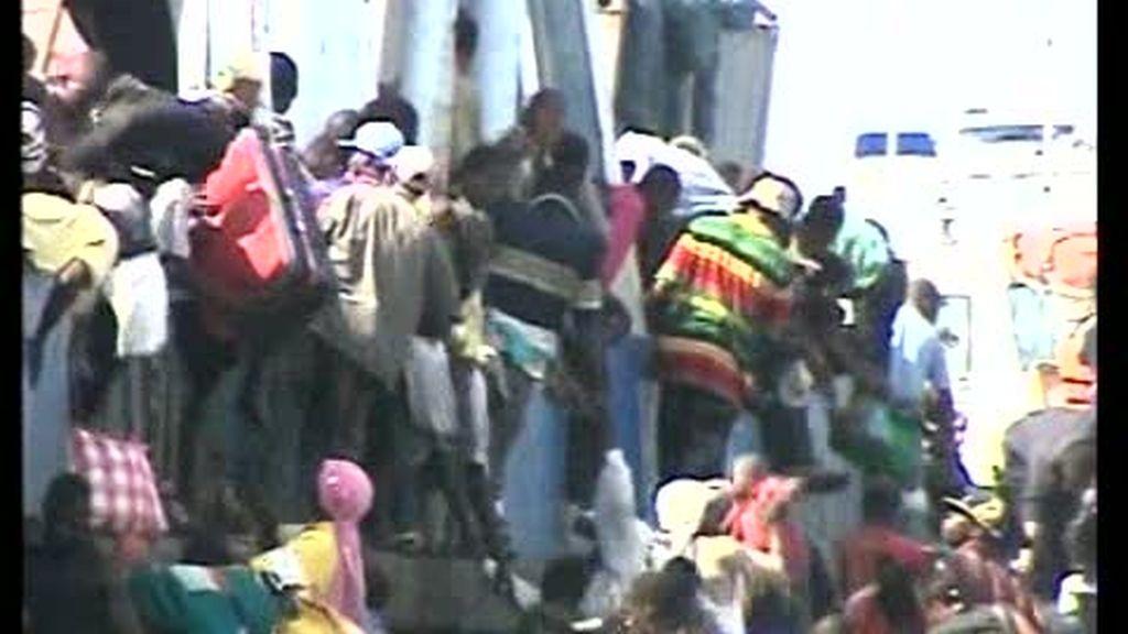 Haití: Historia de un éxodo