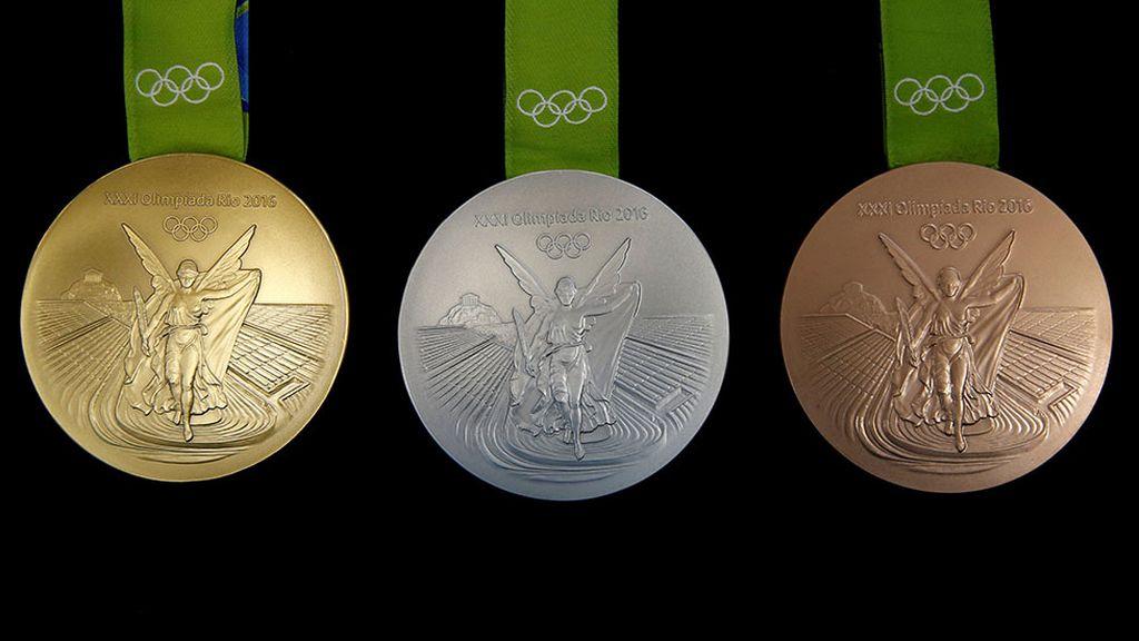 Río ya tiene las medallas olímpicas (29/06/2016)