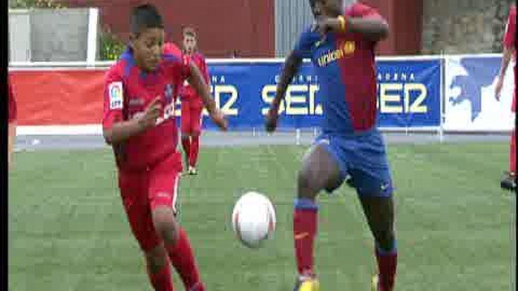 Promo Fútbol: Las grande estrellas del futuro empiezan a brillar aquí