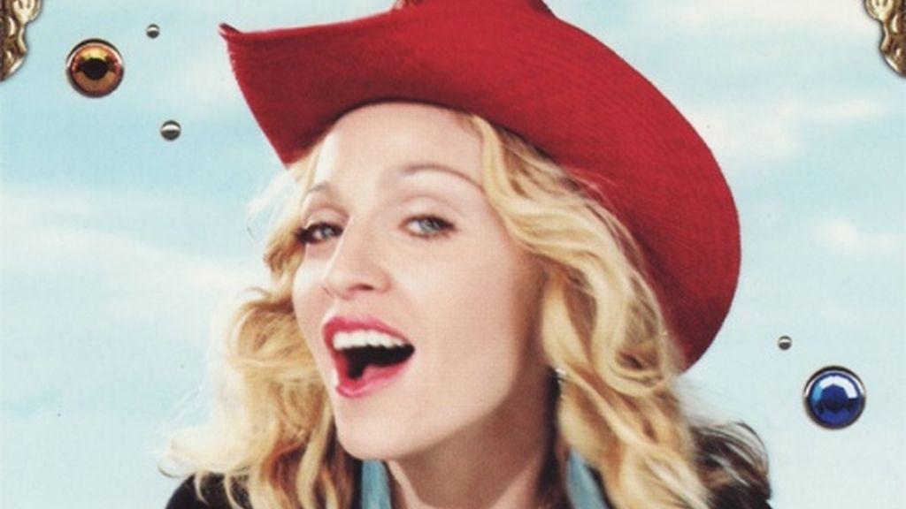 Madonna en 2000