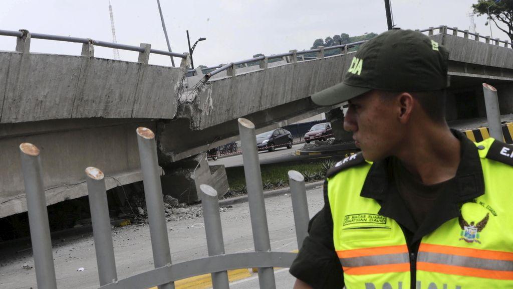 El terremoto de Ecuador, en imágenes