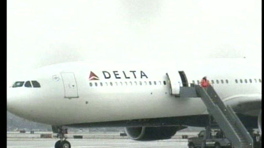 Atentado frustrado en un avión con destino Detroit