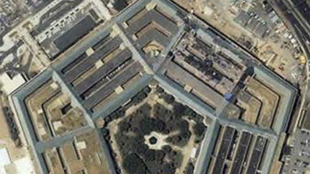 Imagen de archivo del Pentágono. Foto: AP.