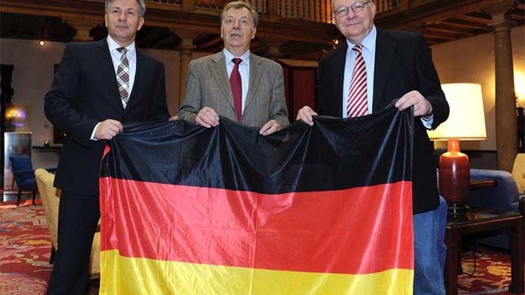 Los alcaldes de Berlín