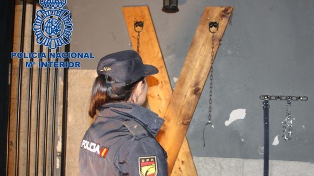 Detenidas en Murcia dos proxenetas que captaban a mujeres para explotarlas sexualmente