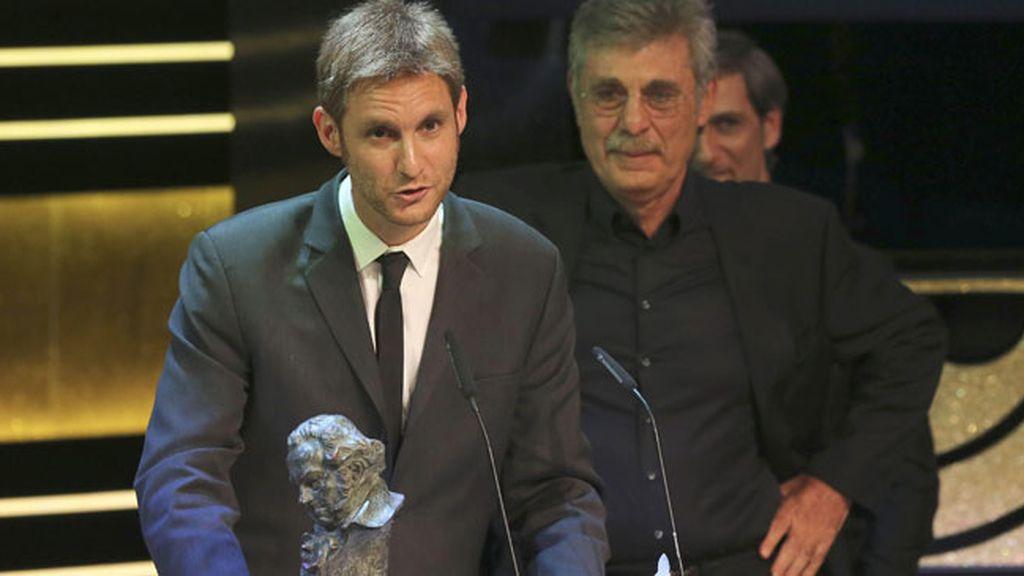 "Damián Szifron, Goya a la Mejor Película Iberoamericana por ""Relatos Salvajes"","