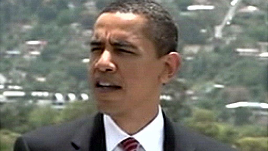 Obama en rueda de prensa