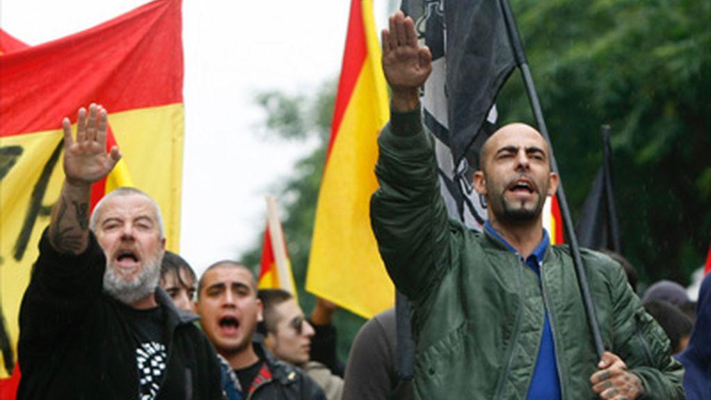 Fascistas españoles