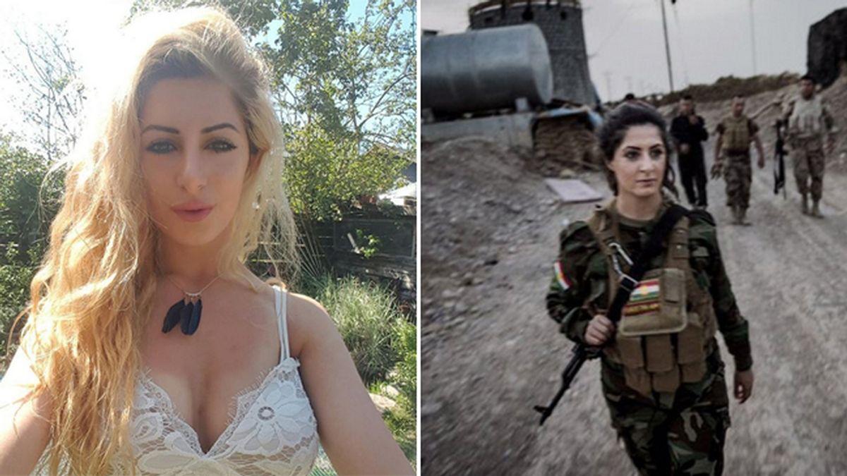 De estudiante en Dinamarca a combatiente contra el ISIS en Siria