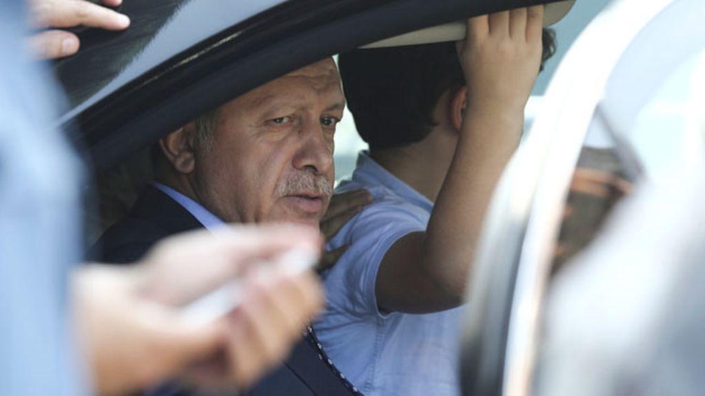 Recep Tayyip Erdogan, intento de golpe de Estado en Turquía