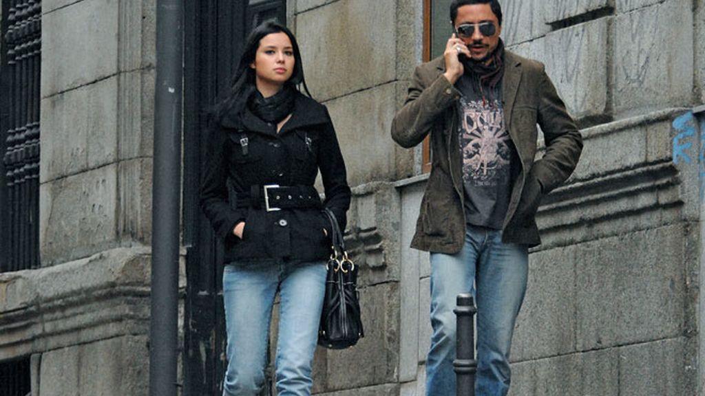 Álex García y Silvia Alonso siguen la estela de otras parejas que traspasaron la pantalla