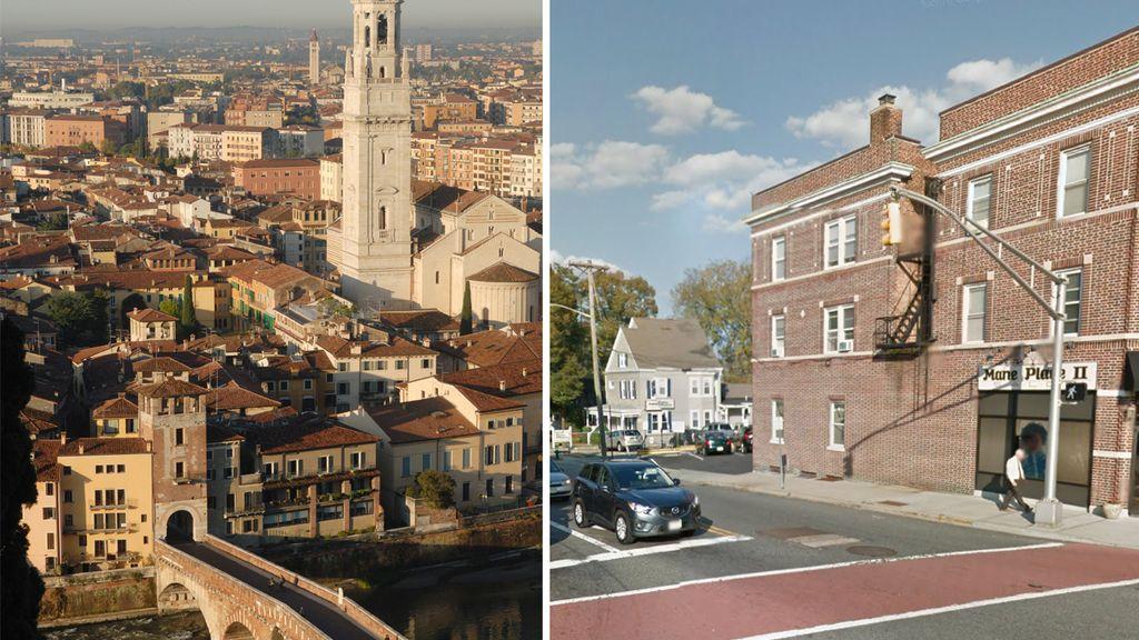 Verona Italiana y Verona estadounidense