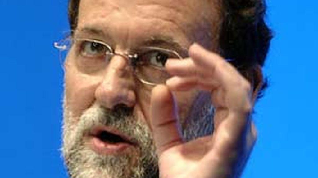 Mariano Rajoy orgulloso del triunfo de la Selección. Video: Informativos Telecinco