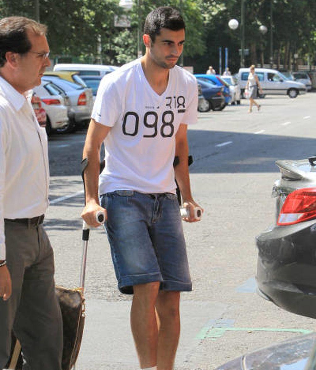 El look más 'casual' de los jugadores del Real Madrid