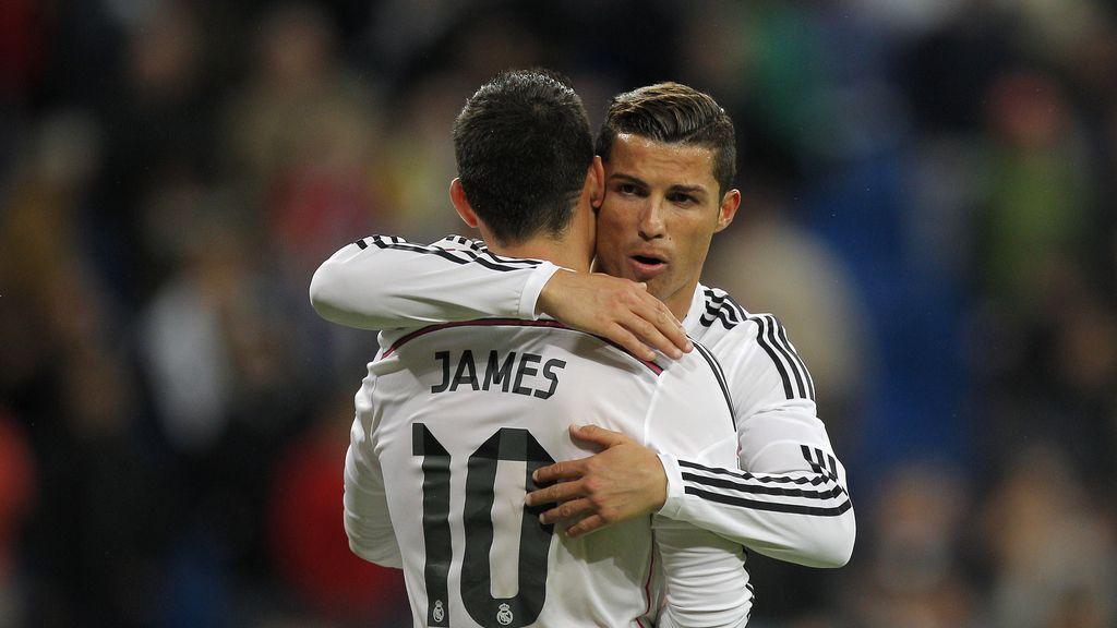 Rafa Benítez,Real Madrid,James Rodriguez