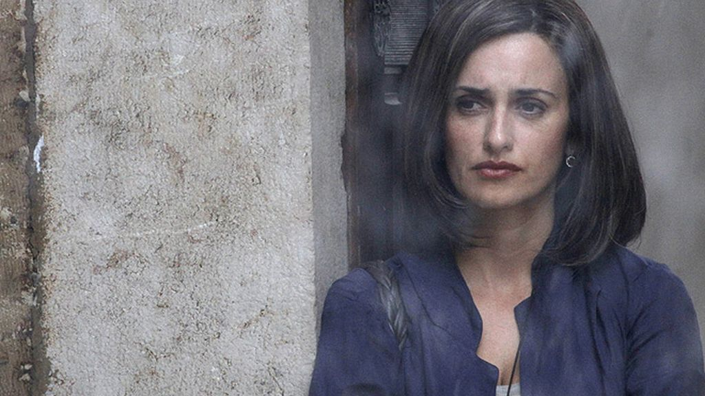 Penelope rueda en Bosnia