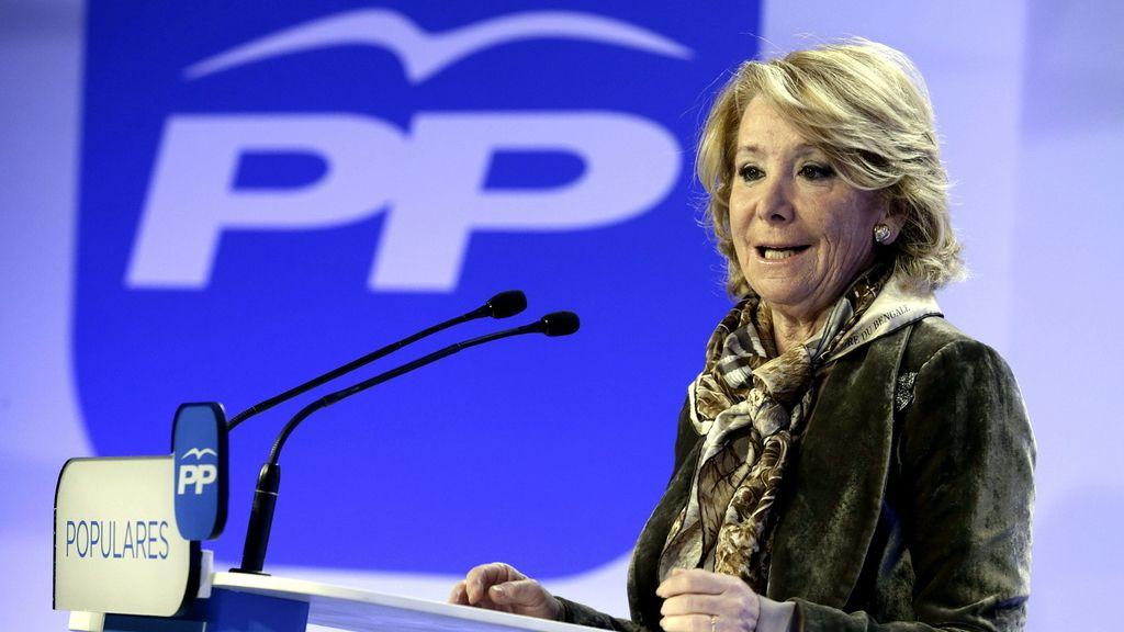 """Aguirre insiste sobre su posible candidatura a la Alcaldía: """"La pelota no está en mi tejado"""""""