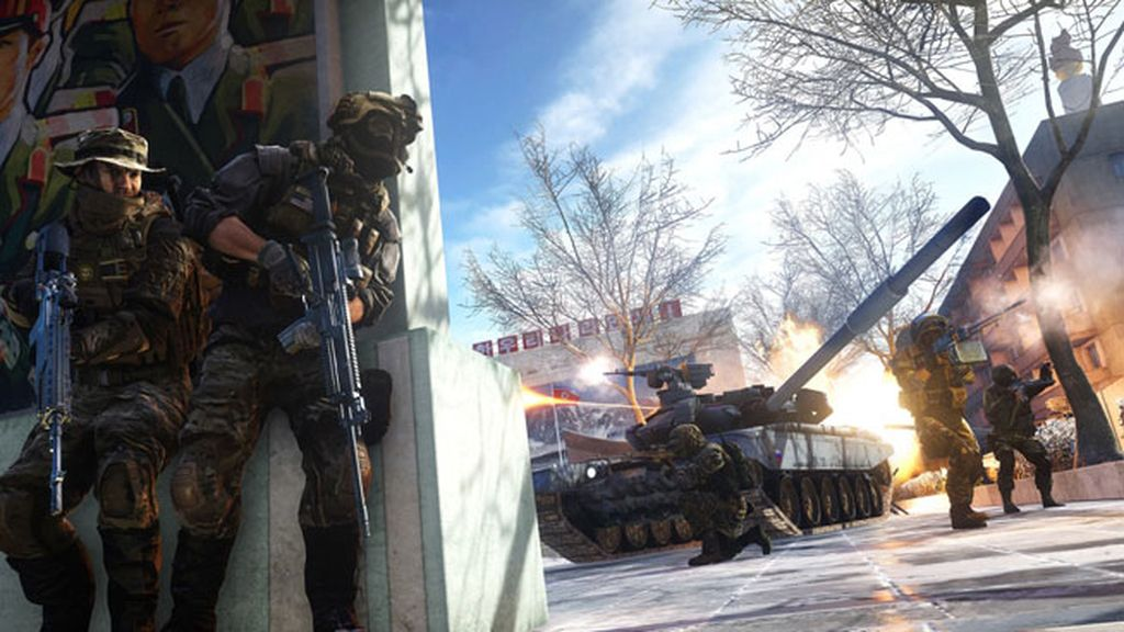 Battlefield 4, videojuegos