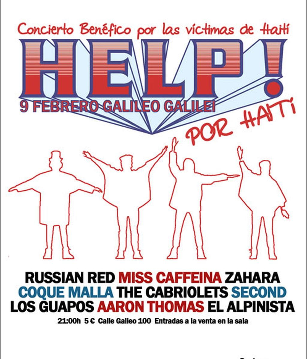 Help! Haiti