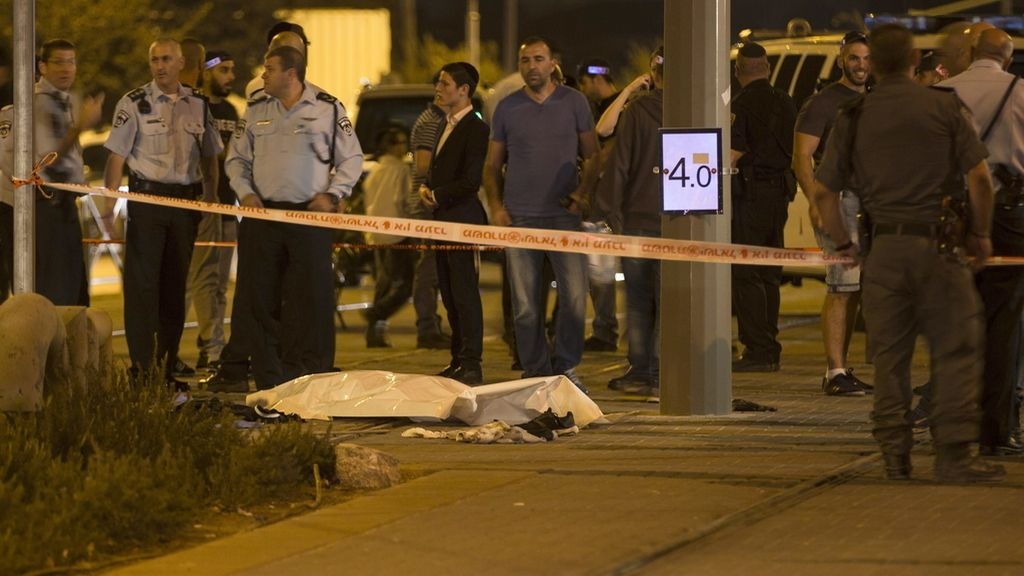 Segundo ataque palestino a un ciudadano israelí