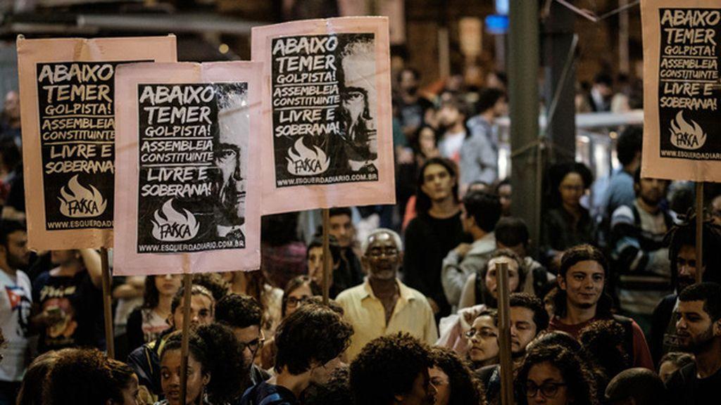 Movimientos Sociales brasileños