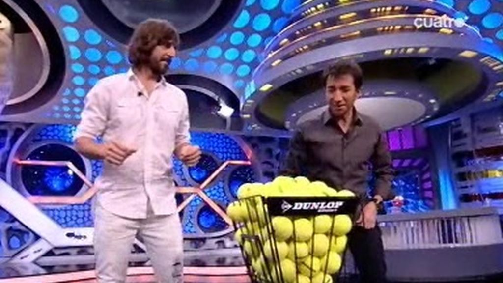 Santi Millán y Pablo Motos intentan superar a Rafa Nadal