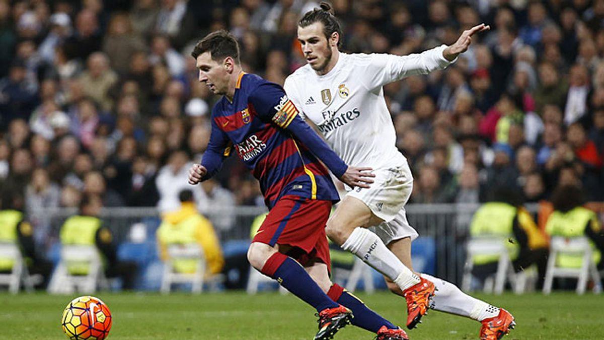 Clásico Barça Madrid