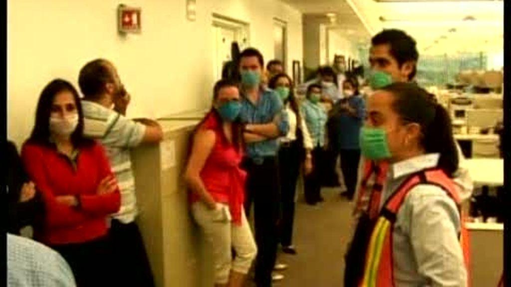 Más de 150 muertes por gripe porcina en México