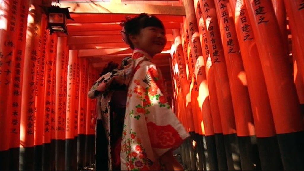 Las mejores imágenes de una 'Boda Japonesa'