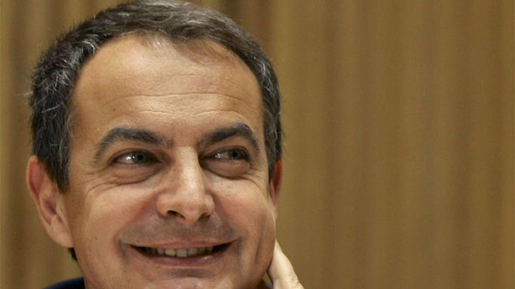 El presidente del Gobierno, José Luís Rodriguez Zapatero