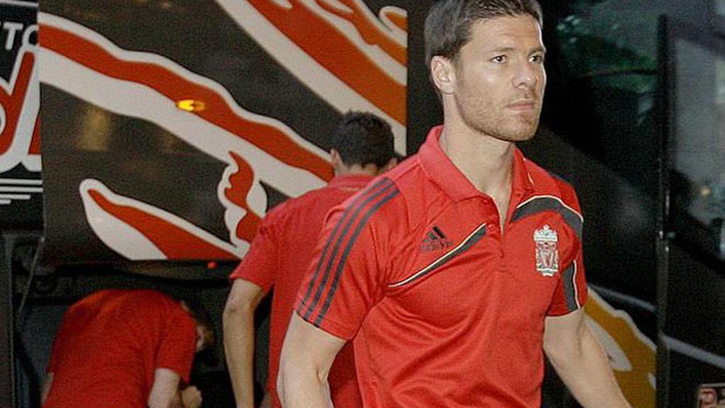 Xabi Alonso, a un paso de Madrid