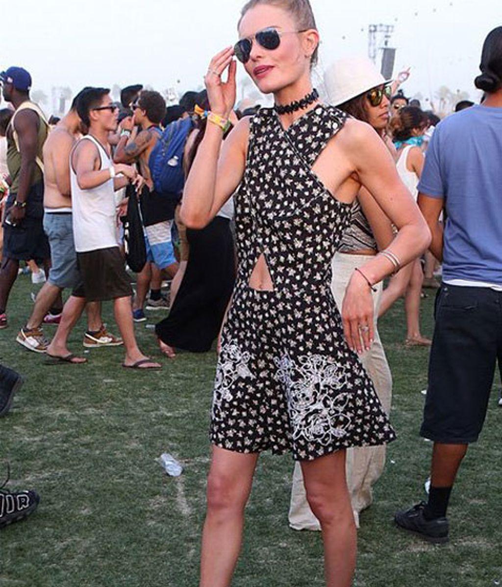 Kate Bosworth con un cuidado y pensado estilismo