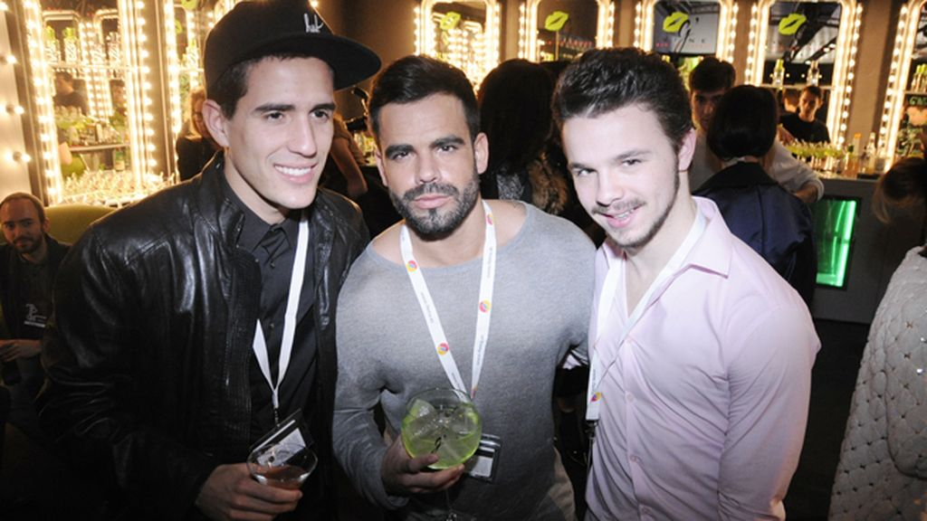 Logan Madrid, Rubén Soto de Le showroom cero y David Enguita